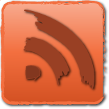 RSS feed icon designed in Adobe Illustrator 21 Apr 2009